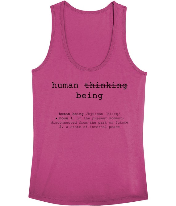 Gifts for Eco Warriors - Eco friendly Yoga Tank Top