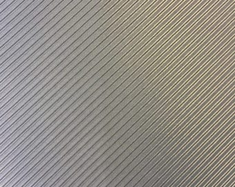 Twill Weave Silver Grey Fabric - 48 Inches Wide