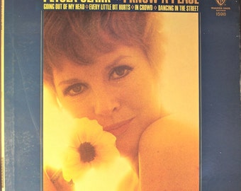 Petula Clark I Know a Place 1965 Original Vinyl