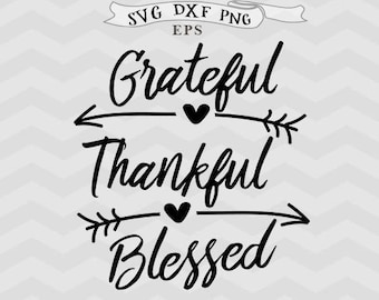 Easter svg Grateful svg thankful svg blessed SVG files for silhouette grateful thankful blessed svg Cricut downloads Cricut files Farm