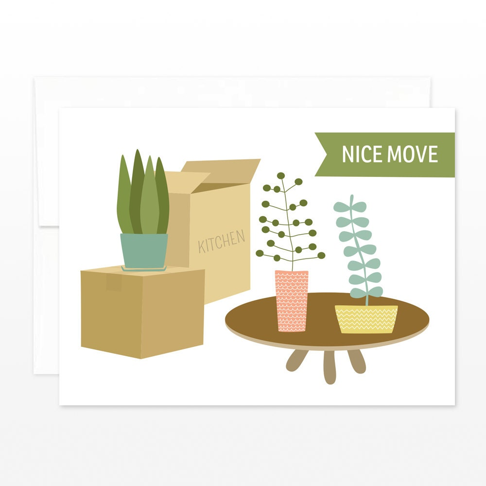 New home card nice move greeting card new house new condo zoom kristyandbryce Image collections