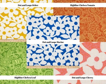 Erin McMorris Fabric by the yard FREE SHIPPING