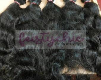 Raw Cambodian Hair - Natural Wave