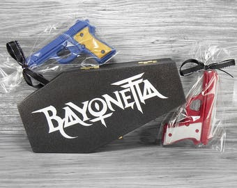 Bayonetta Coffin Gift Set with Soaps