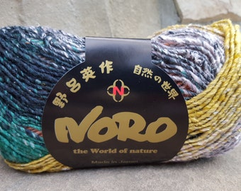 NORO Janome Yarn -a luxury silk and wool blend- color 10