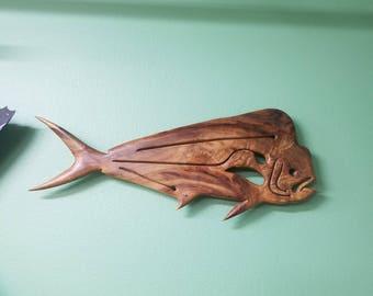 Mahi Mahi (dolphin fish)