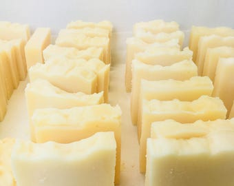Soap, Tallow Soap, Natural Soap, Homemade Soap,  Unscented Soap, Bar Soap, Soap Bar, Lye Soap, Laundry, Rendered Beef Fat