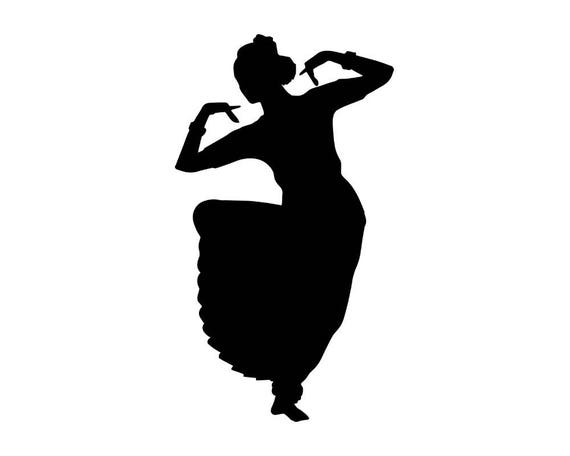 india indian dance culture asian taditional female dancer beauty art rh etsystudio com Dancing Turkey Clip Art American Indian Clip Art