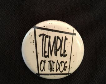 Vintage 90's Temple Of The Dog Pin/Button