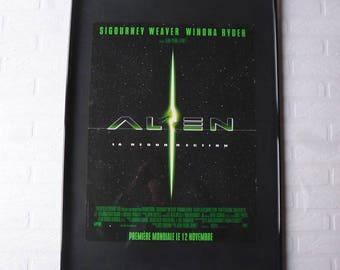1997 Alien original cinéma poster