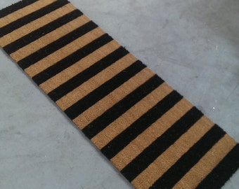 EXTRA-LARGE Striped Doormat
