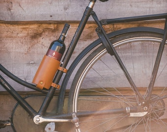 Bicycle Bottle Holder, Bike Wine Carrier, Water Holder, Bicycle Wine, Bike  Wine Great Ideas