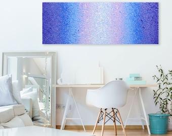 "Textured art decor, textured painting, home decor, wall art, original painting, abstract art, wall decor, texture, 12x32"" by SFBFineArt"