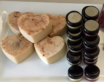 Handmade All Natural Body Care Products