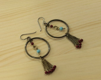 Nickel Free & Hypoallergenic Earrings - Catchers - Surgical Steel Earrings, Titanium Earrings, OR Niobium Earrings for Sensitive Ears