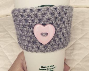 Spread the Love Travel Mug Cozy