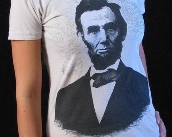 Abraham Lincoln Shirt - American History Gifts - History Buff Shirt - Abe Lincoln - Civil War - US Presidents