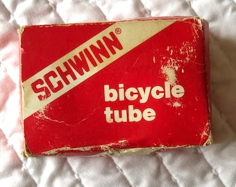 Vintage Schwinn Bicycle Tube - - Vintage Schwinn - Bike Parts