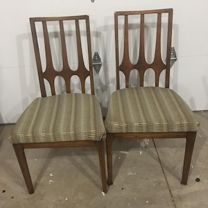 antique dining room chairs. Broyhill Brasilia Dining Chairs Antique Room C