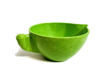 Lime Green Melmac Creamer Coloramic Modern Dinnerware Cream Pitcher