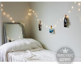Room Decor Tapestry Lights Dorm Decor Lighting Dorm Room