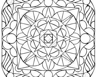 Coloring Page (Crown)