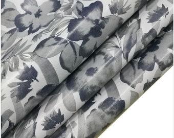 100% genuine lambskin leather flower cross pattern top layer square sheet