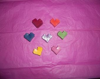 Hearts a Bit Crayon Set
