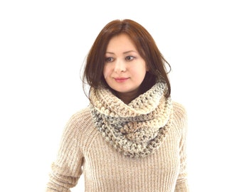 Chunky Cowl Neckwarmer Scarf | The Newport