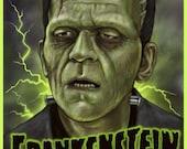Frankenstein 1931 -  A5 S...