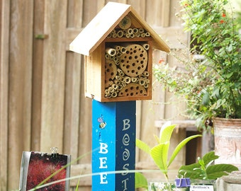 Solitary Bee Nest Box