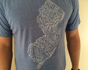 NJ Craft Brewers Craft Beer T Shirt