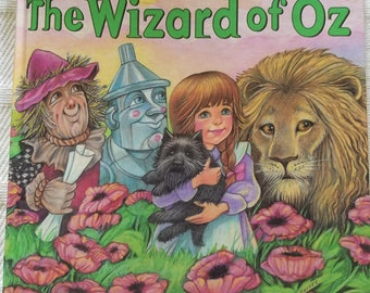 The Wizard of Oz Favorite Fairy Tales Book