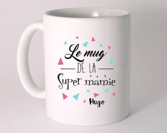 THE MUG from the great Grandma personalized with child's name