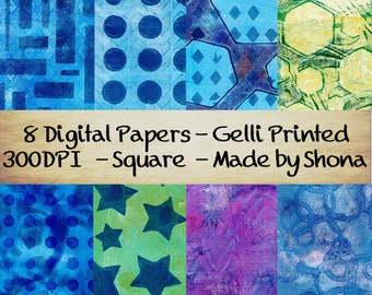 Digital Download Paper Pack from Prints