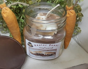 Caramel Carrot Cake 8oz Candle