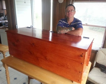 Hope Chest/Toy Chest/Storage Chest/Window Seat (free shipping!)
