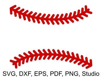 Baseball Stitching Etsy
