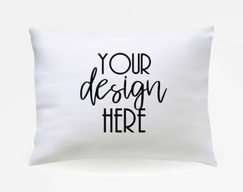 Design Your Own standard Pillow case, Decorative Pillow, Custom Pillow, Dorm Decor, Christmas Gift, Birthday Gift, Housewarming Gift, moving