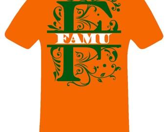 FAMU Embellished shirt