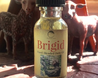 Brigid Oil - 1/2 Ounce