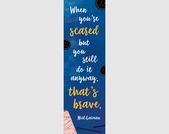 That's Brave   Bookmark