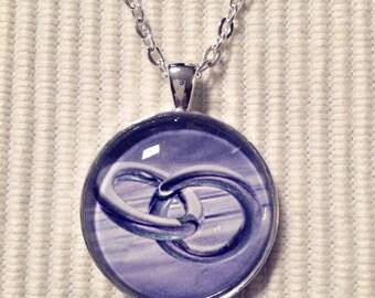Love is Eternal Pendant Necklace