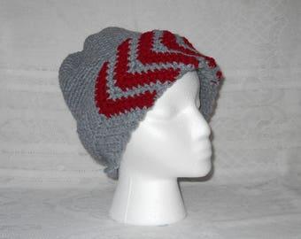 Trendsetter Slouchy Crochet Hat