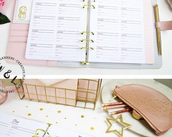 Printed Password keeper, A5 Planner inserts, Password log, Password tracker, Password organizer, Password book, Planner refill inserts