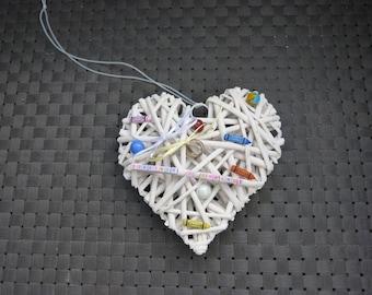 Wedding ring cushion Childhood memory
