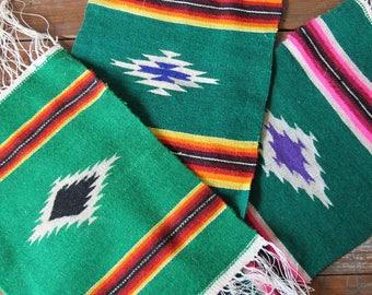 Vintage Serape Saltillo, Small Weave Set