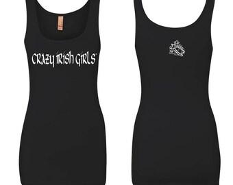 Crazy Irish Girls® Basic Tank