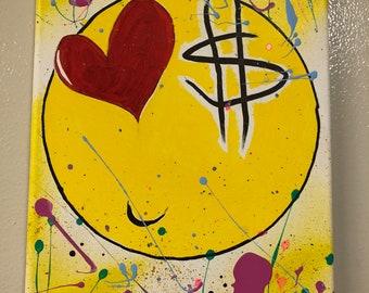 Love Money Emoji