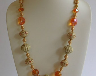 Beautiful Earthy Necklace Set